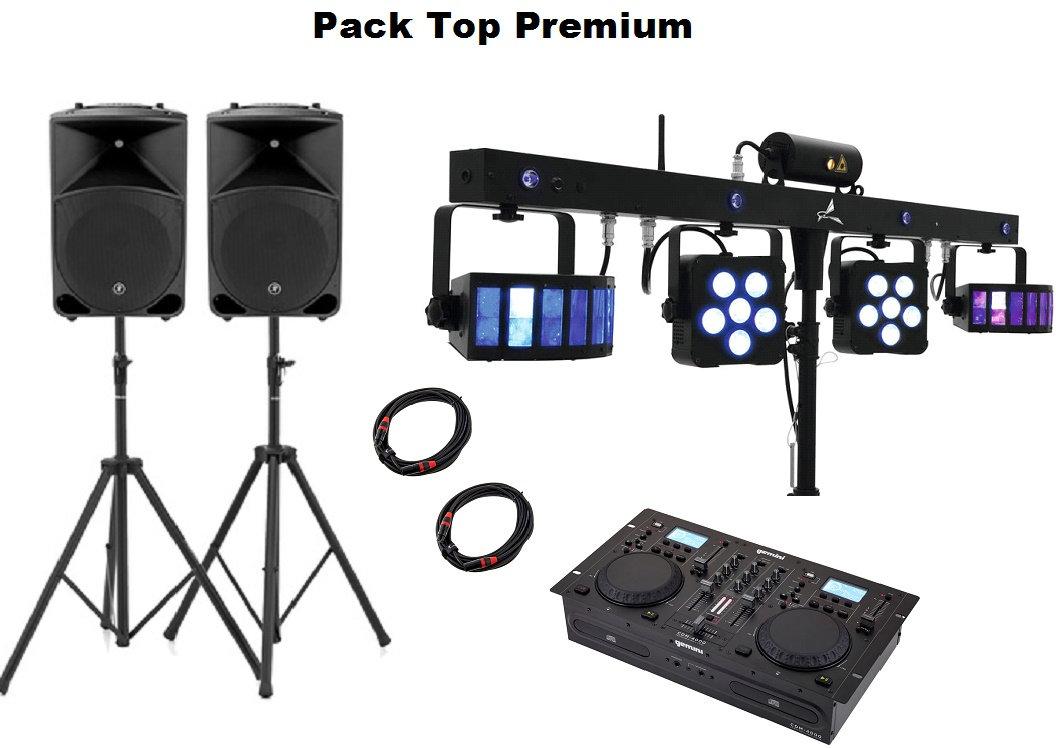Pack Sono Top Premium Forfait