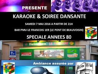 Karaoké & Soirée Dansante
