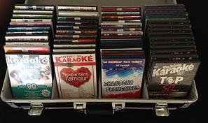 DVD pour Karaoké Mariage Anniversaire -Des Lyres en Musique en Savoie