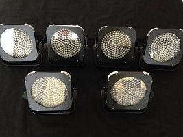 spots LED pour decoration mariage -Des Lyres en Musique