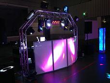 DJ Mariage avec décoration spéciale -Des Lyres en Musique