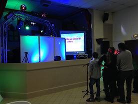 Animation karaoké mariage -Des Lyres en Musique