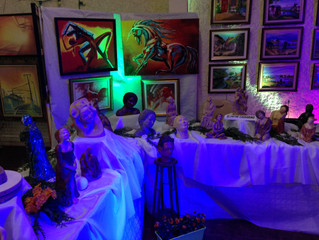 Un Samedi parmi les artistes