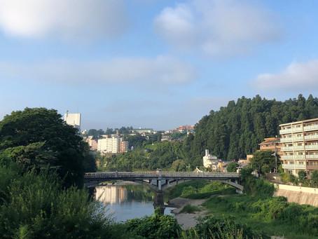 (Blog)霊屋橋と鹿落坂 -Otamayabashi bridge and Shishiochizaka, Deers descend Slope