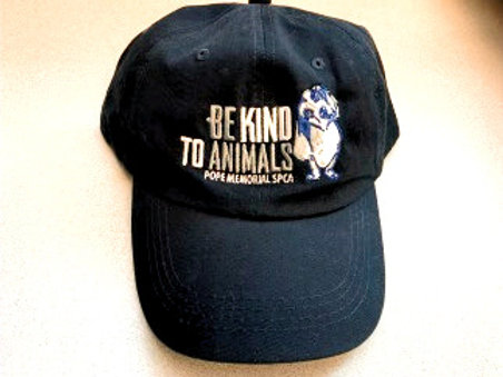 Be Kind to Animals Ball Cap
