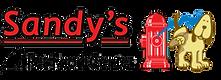 Sandy's Pet Food Center logo.png