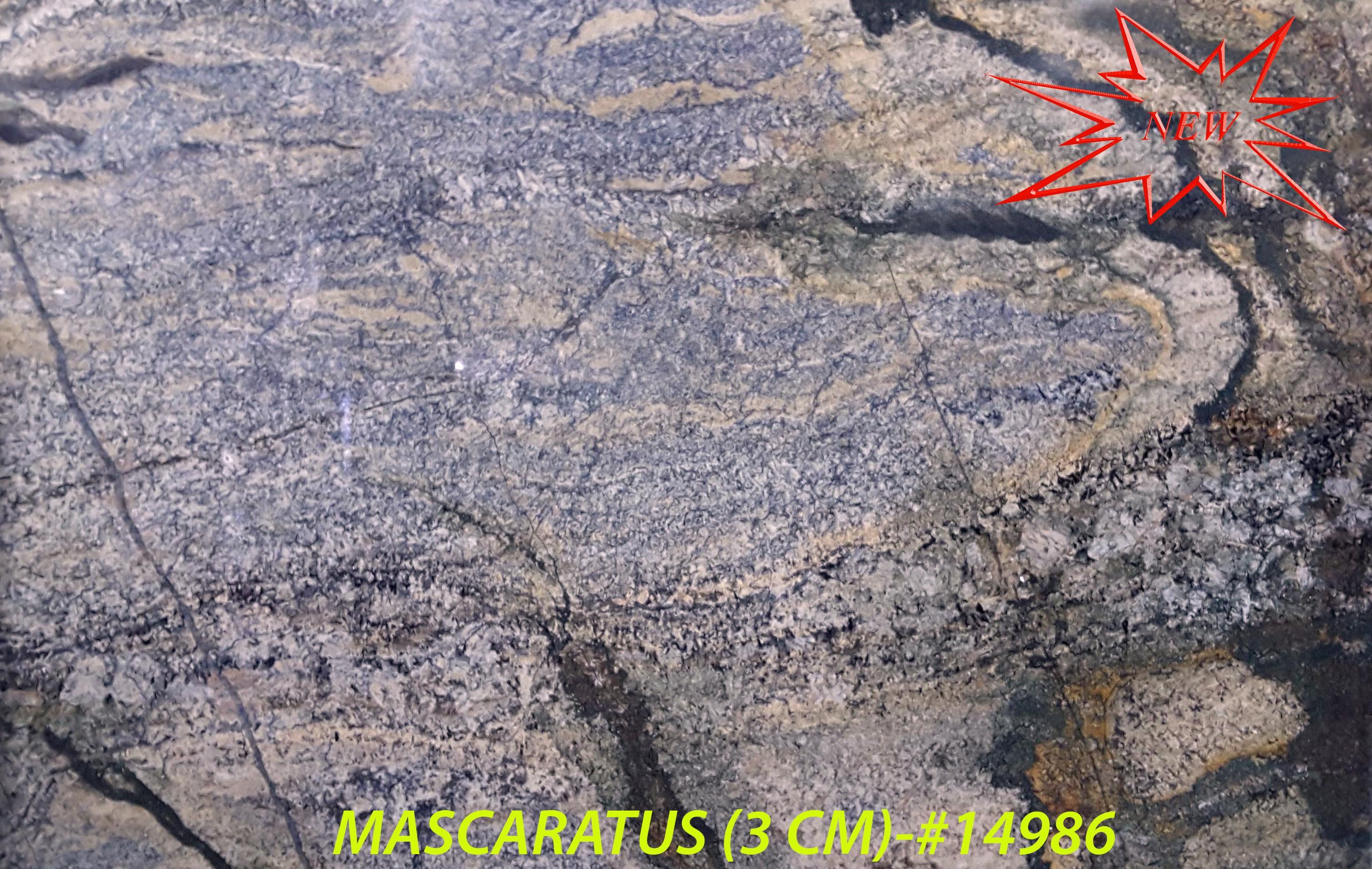 MASCARATUS (3 CM)-#14986-RED