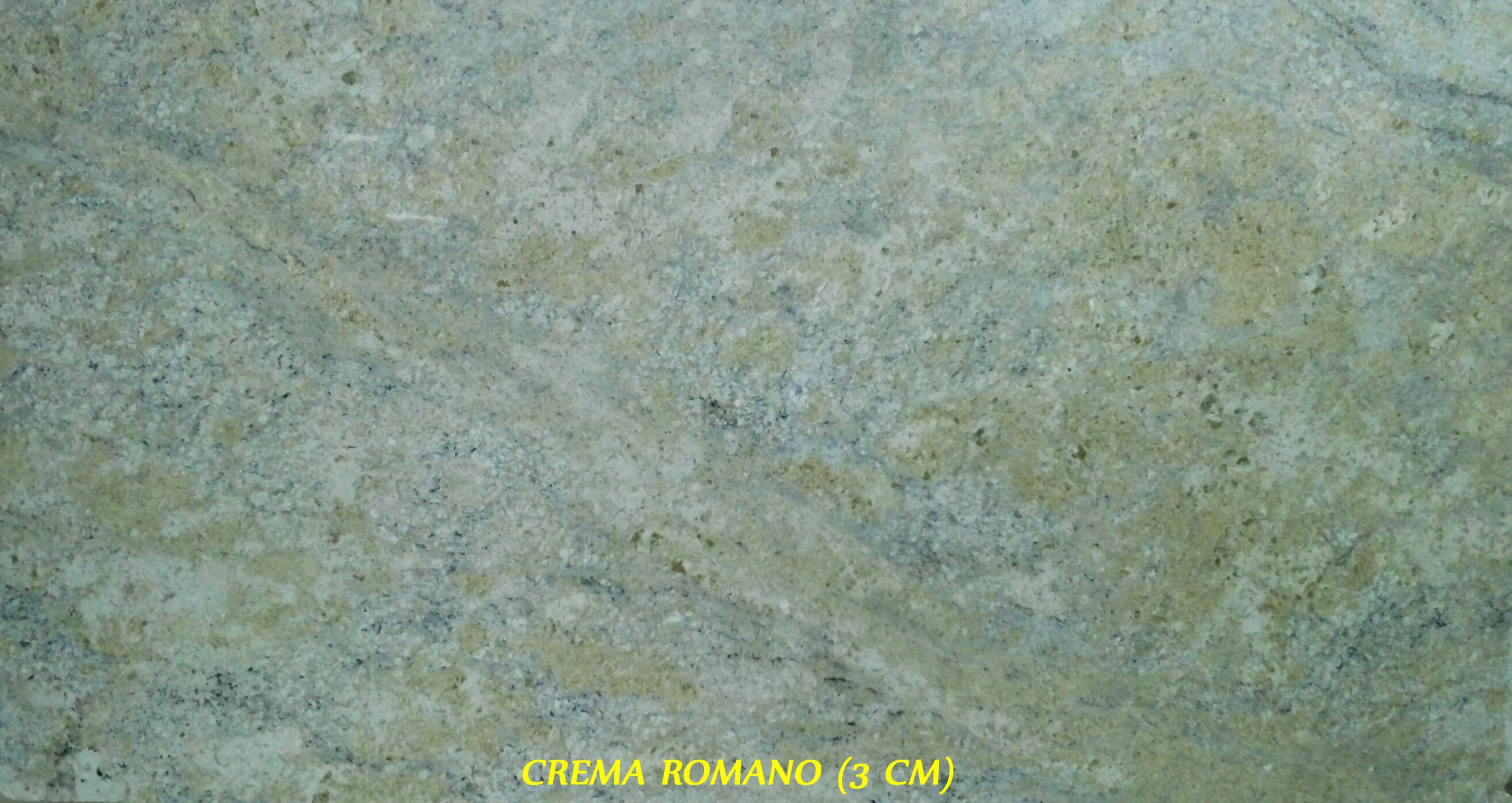 CREMA ROMANO (3 CM)-#7060