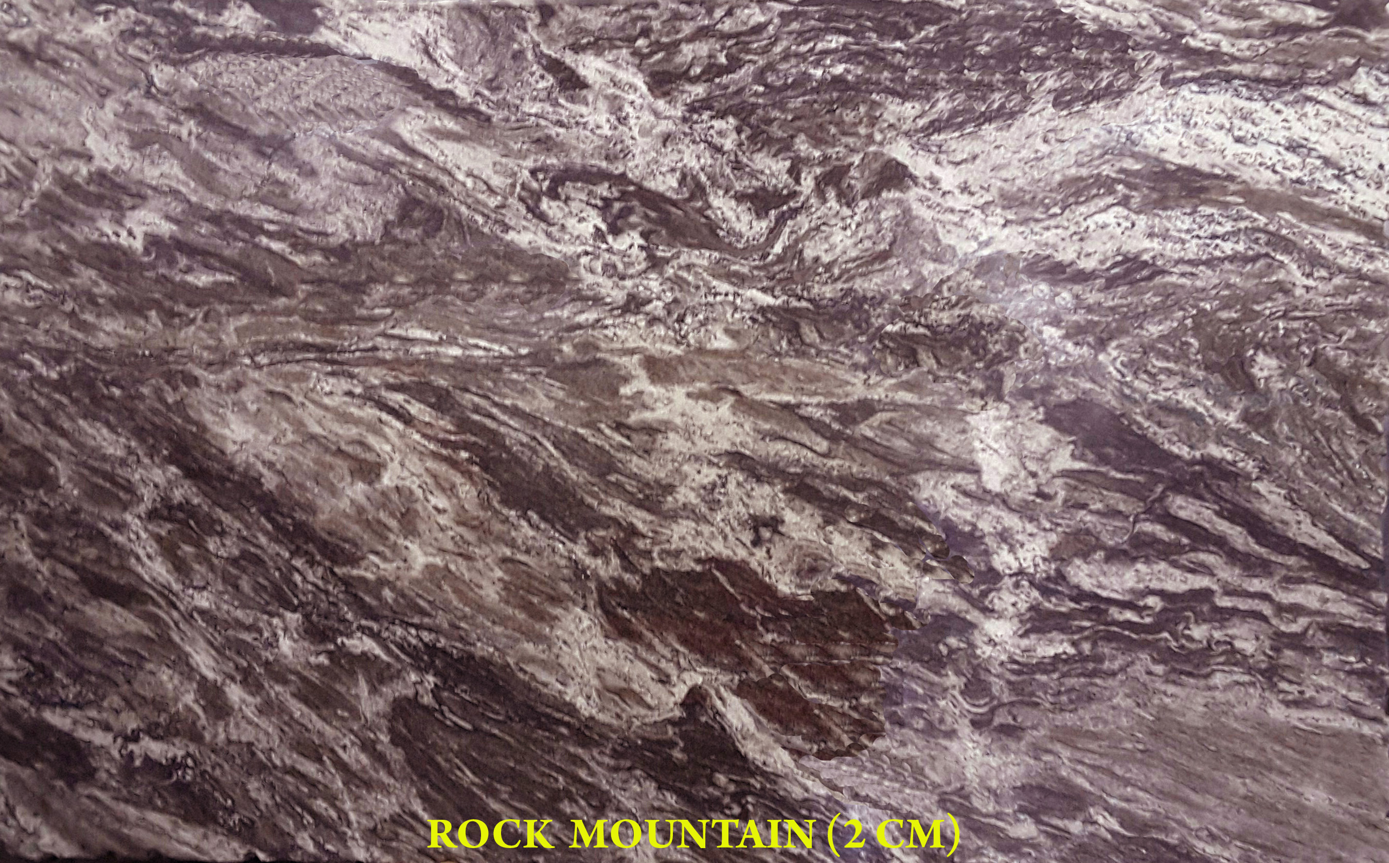 ROCK MOUNTAIN 2CM-#538