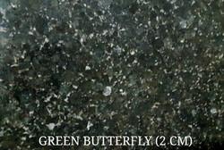 GREEN BUTTERFLY (2 CM)-2