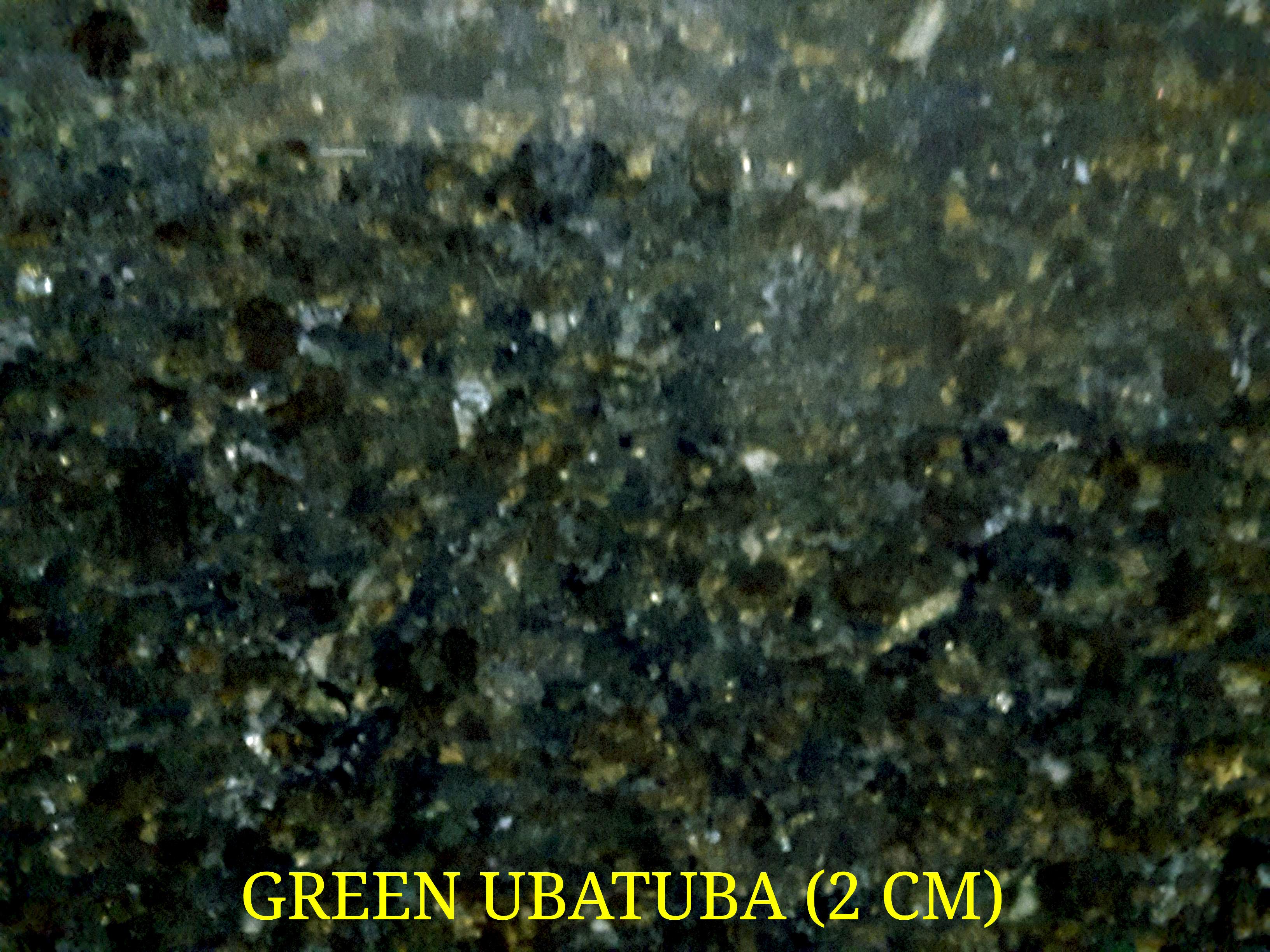 GREEN UBATUBA (2 CM)-2