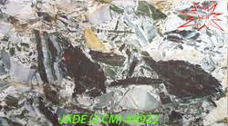 JADE (2 CM)-#6922-RED