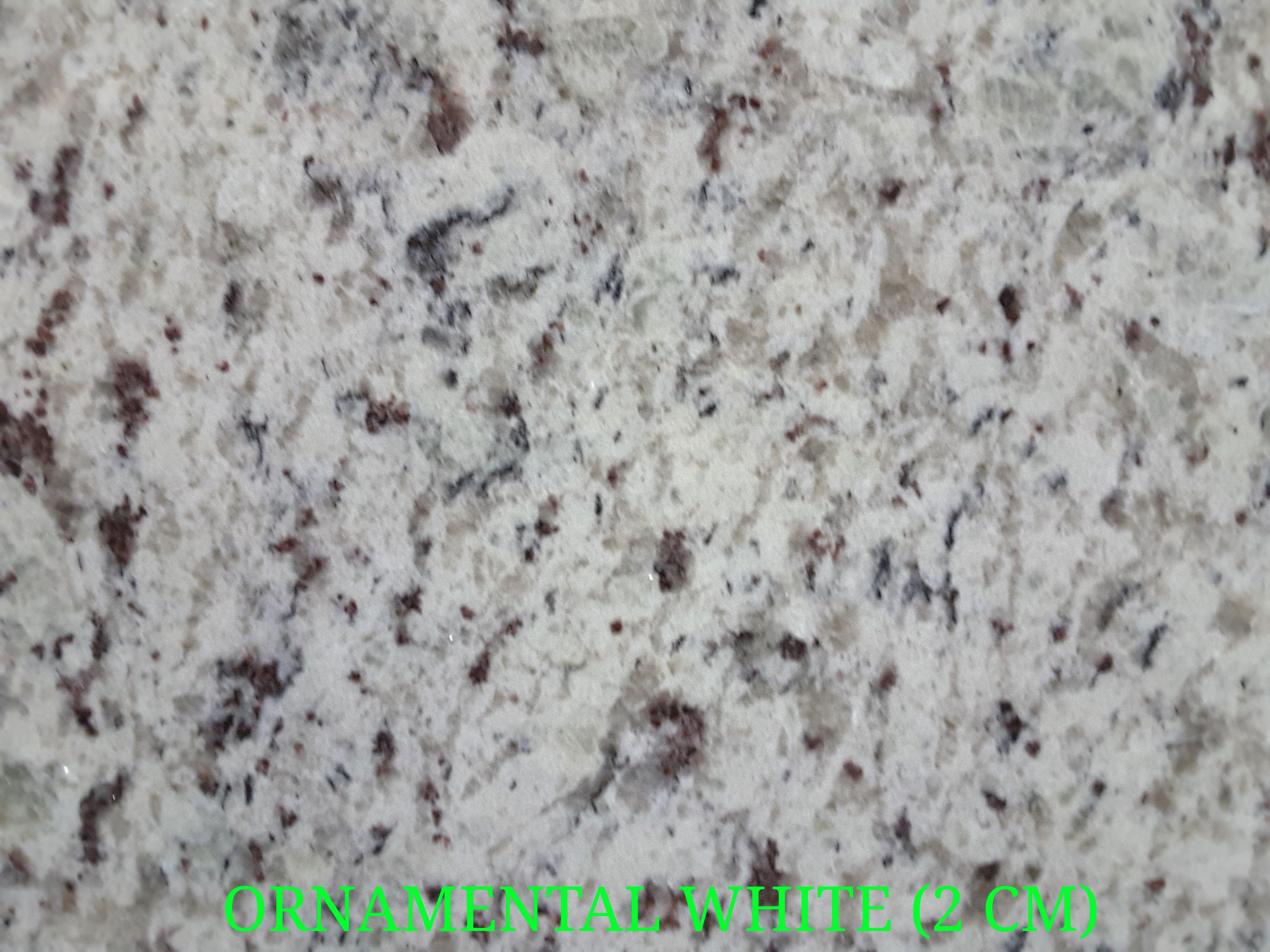 ORNAMENTAL WHITE (2 CM)-2