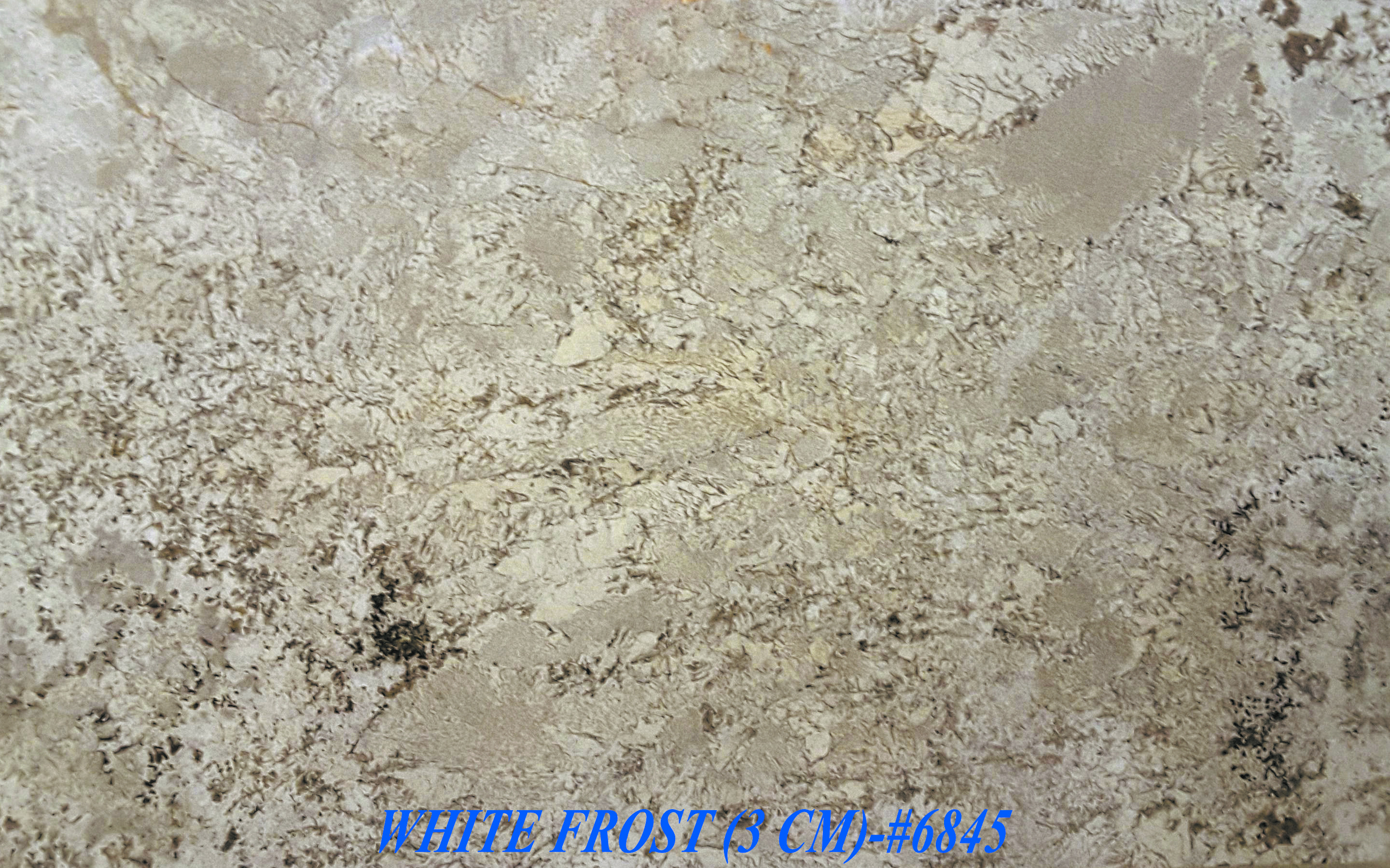 WHITE FROST (3 CM)-#6845-2
