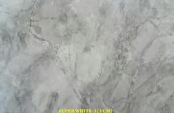 SUPER WHITE-3 (3CM)-#30952