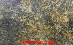 TAUPE GOLD (2 CM)-#50005