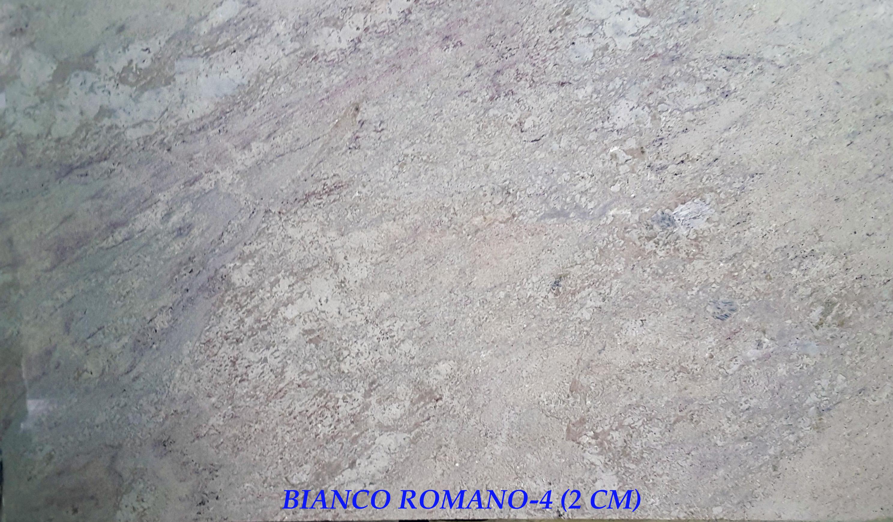 BIANCO ROMANO-4 (2 CM)-#7594