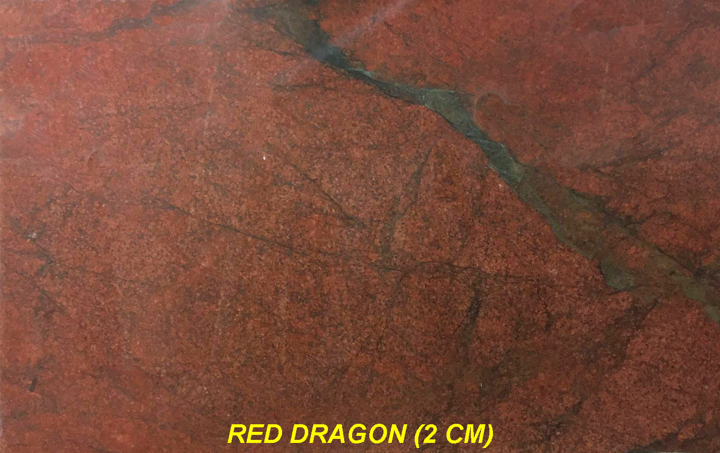 RED DRAGON (2 CM)-#28207