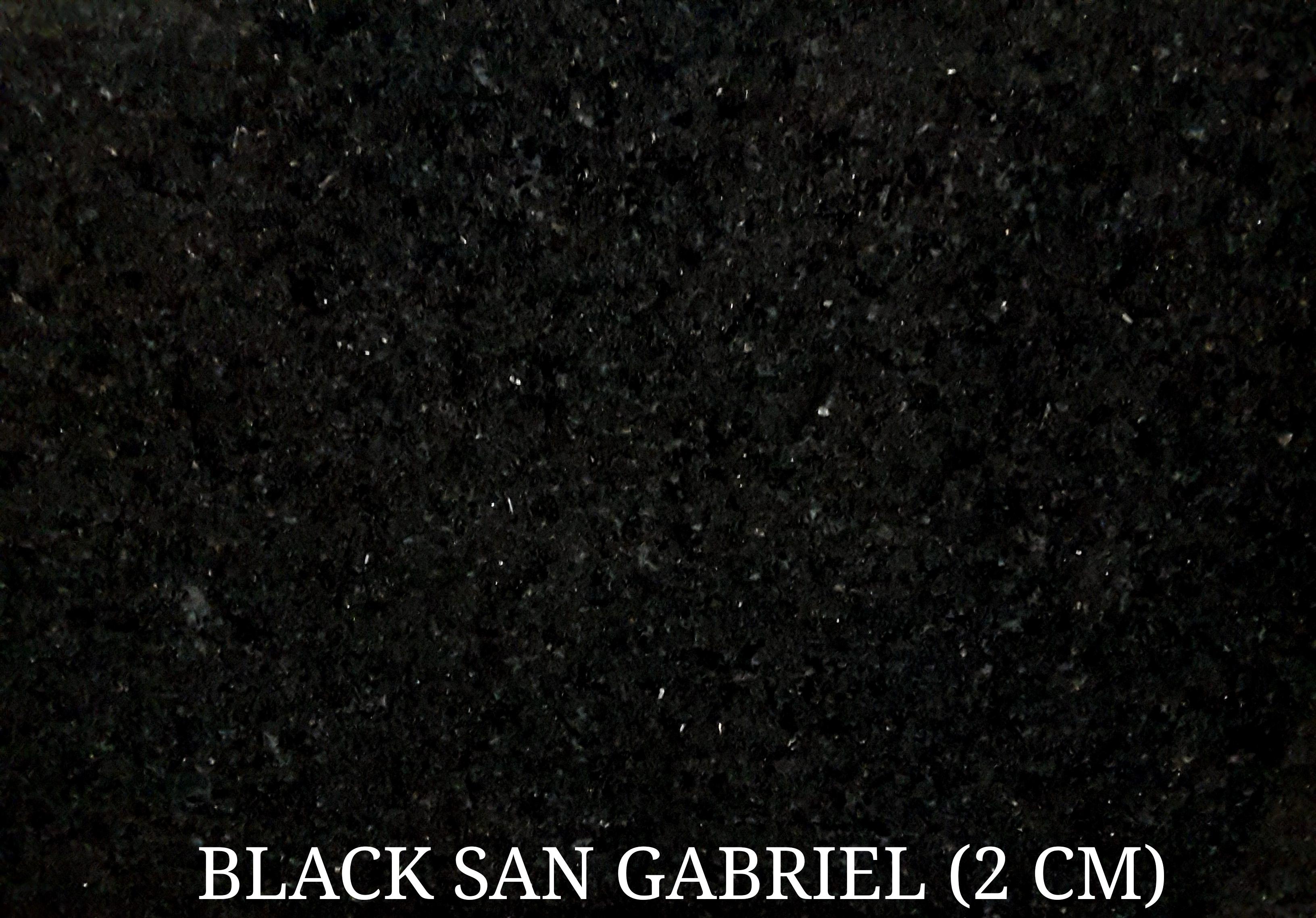 BLACK SAN GABRIEL (2 CM)-2