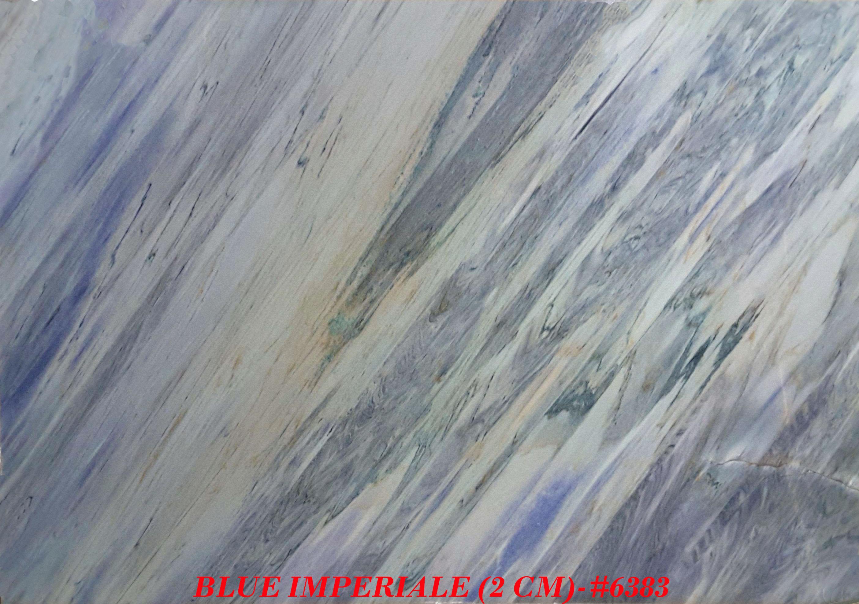 BLUE IMPERIALE (2 CM)-#6383