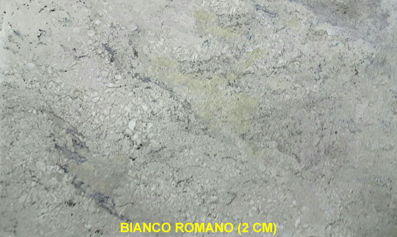 BIANCO ROMANO (2CM)-#7066