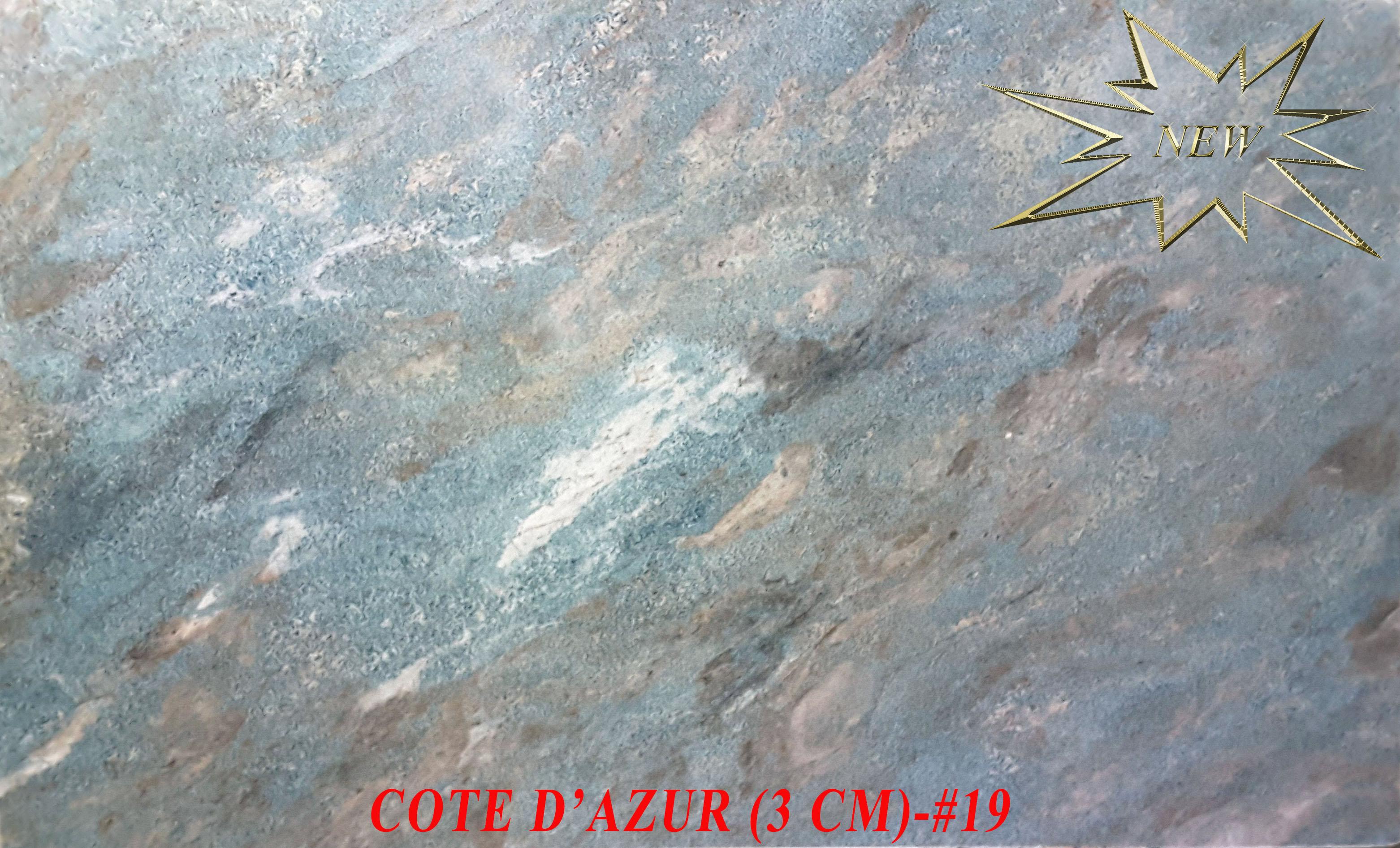COTE D'AZUR (3CM)-#19 (STAR)