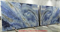 BLUE BAHIA (2 CM)-#11852-BOOKMATCH