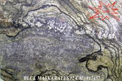 BLUE MASKARATUS (2 CM)-#17457-RED