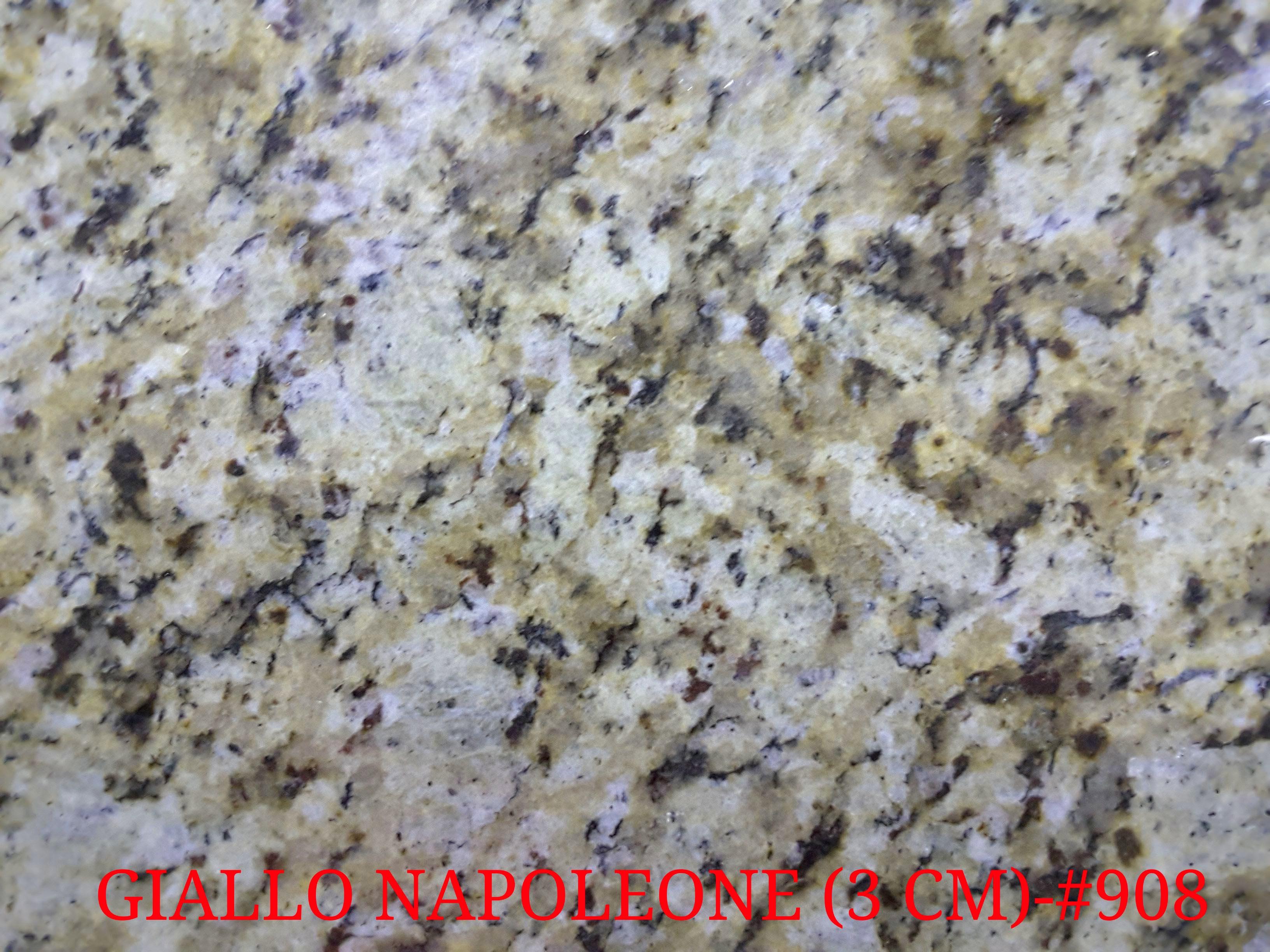 GIALLO NAPOLEONE (3 CM)-#908
