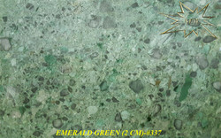 EMERALD GREEN (2 CM)-#337-S