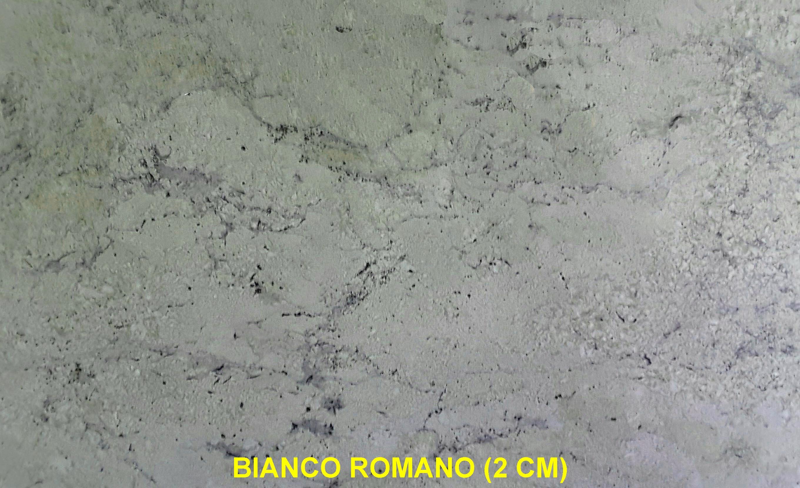 BIANCO ROMANO (2 CM)-#7066