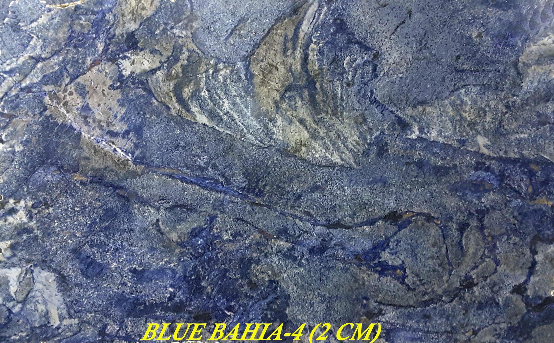BLUE BAHIA-4 (2 CM)-#12130-55