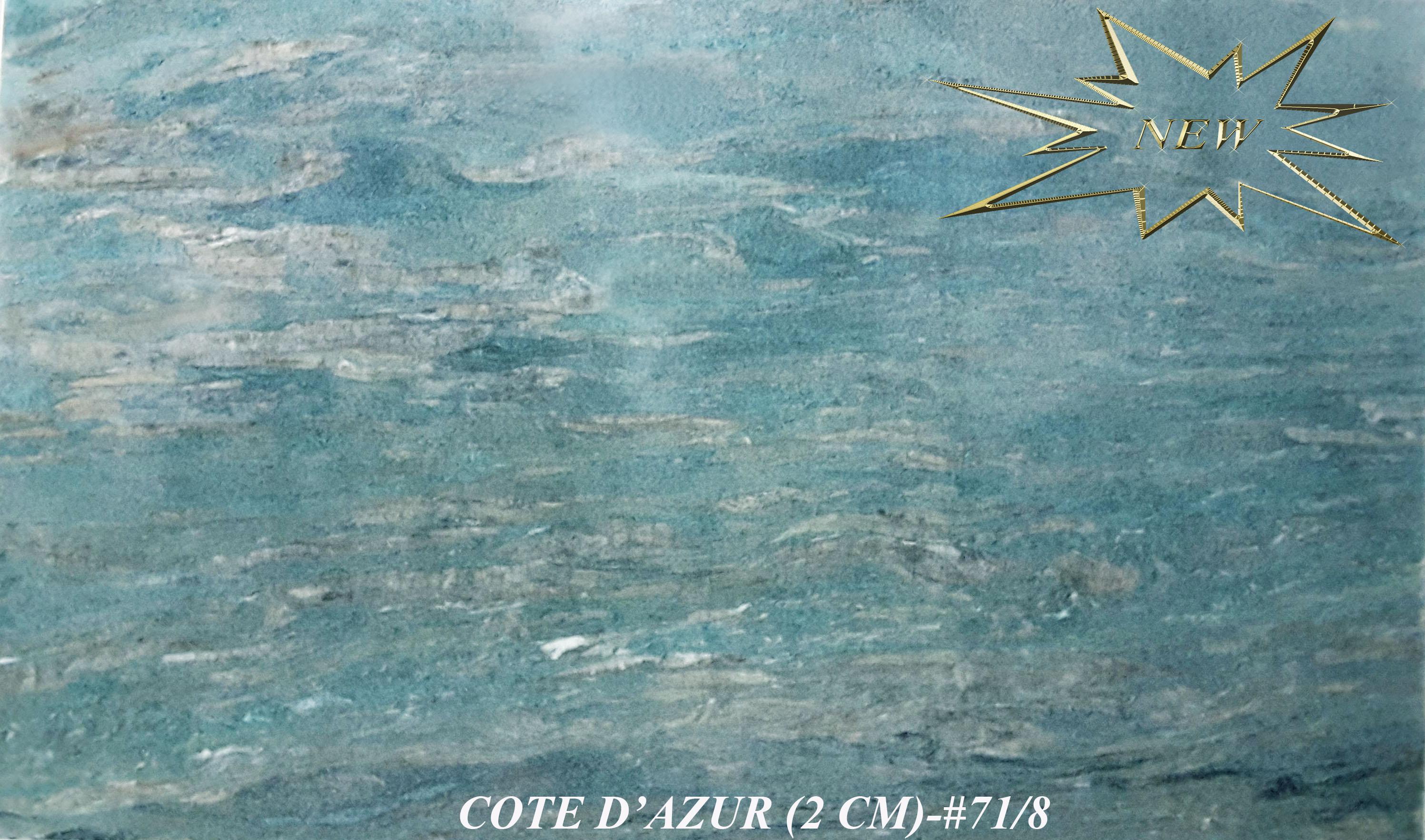 COTE D'AZUR 2CM-#71-8-STAR