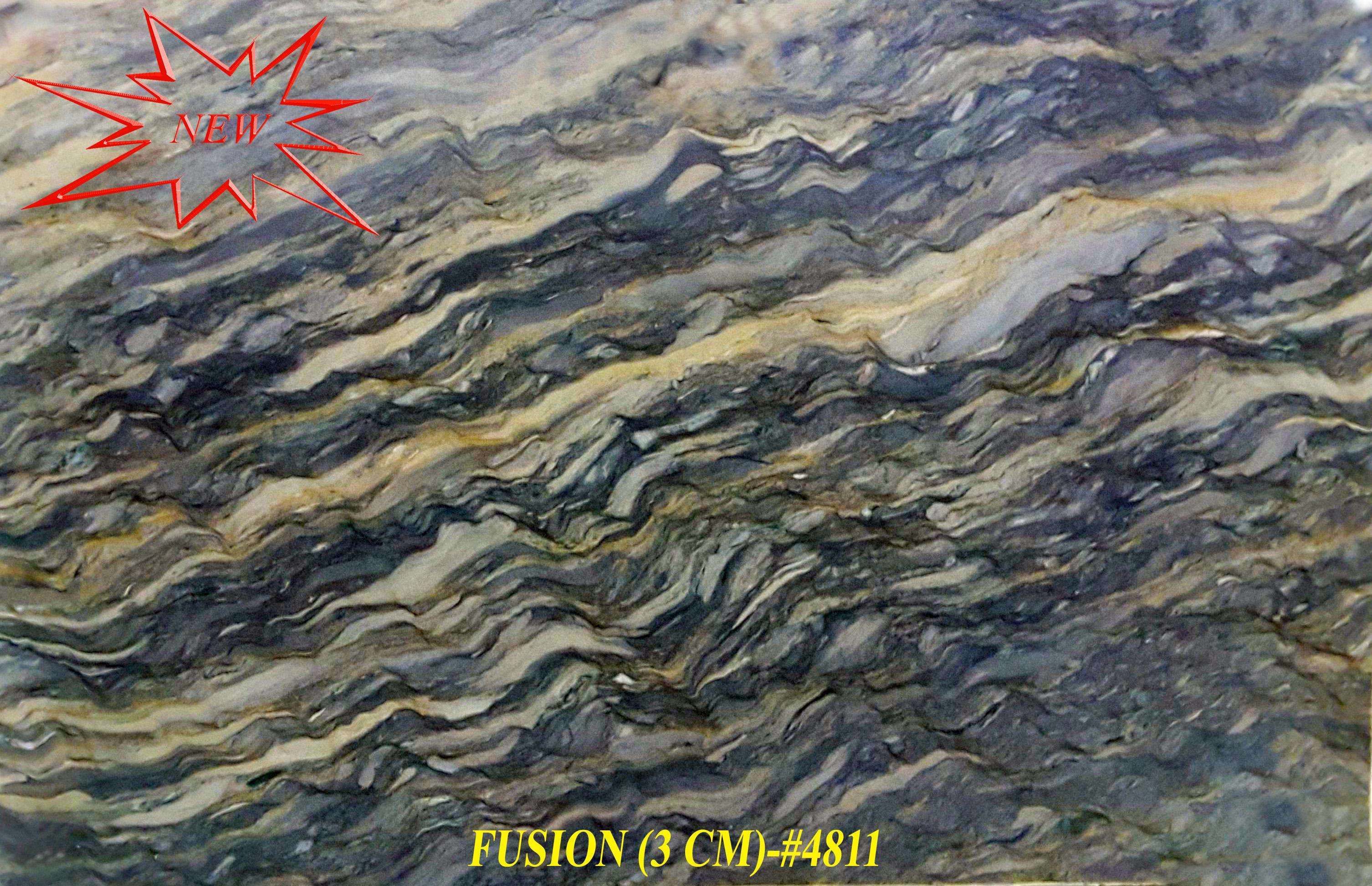 FUSION (3 CM)-#4811