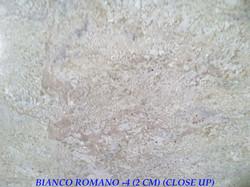 BIANCO ROMANO-4 (2 CM)-#7594 (CLOSEUP)