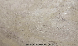 BIANCO ROMANO (3 CM)-#28943