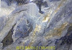 BLUE BAHIA (2 CM)-#11852-12