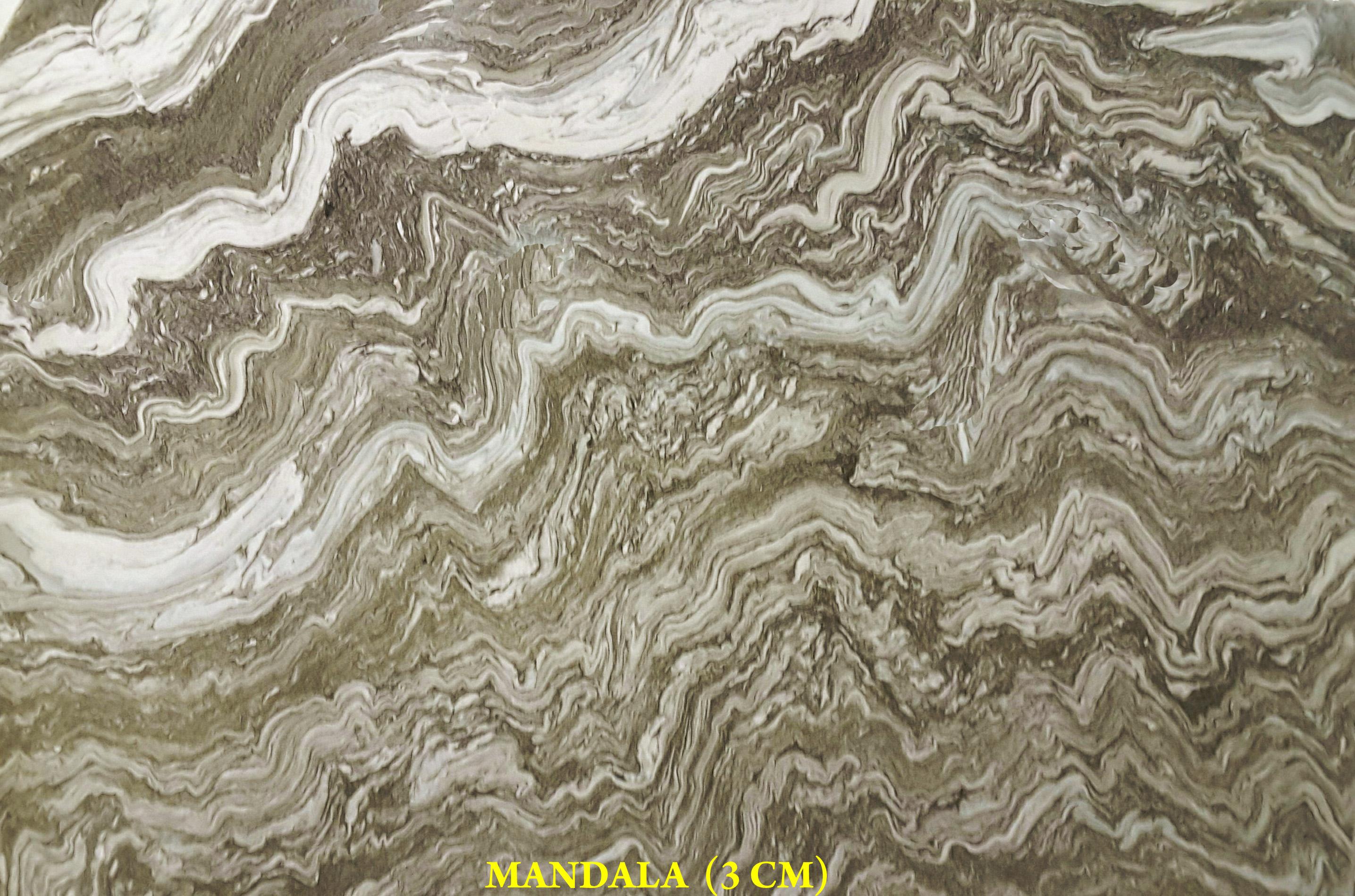 MANDALA (3 CM)-#11753