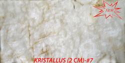 KRISTALLUS (2CM)-#7-RED