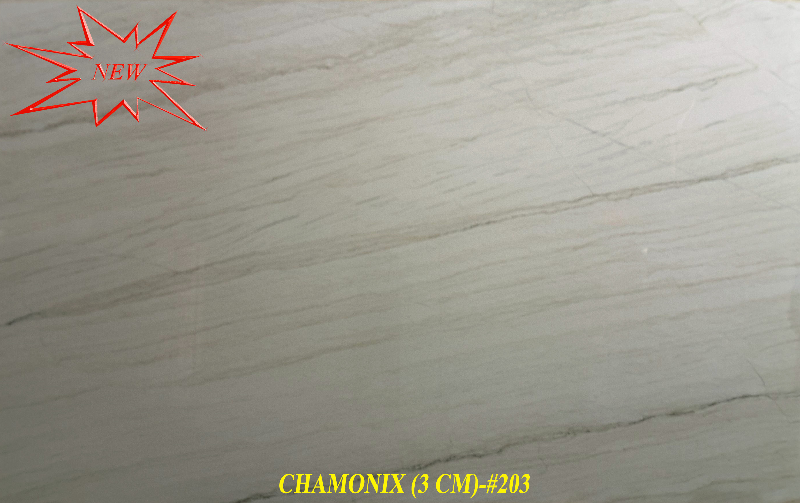 CHAMONIX (3 CM)-#203
