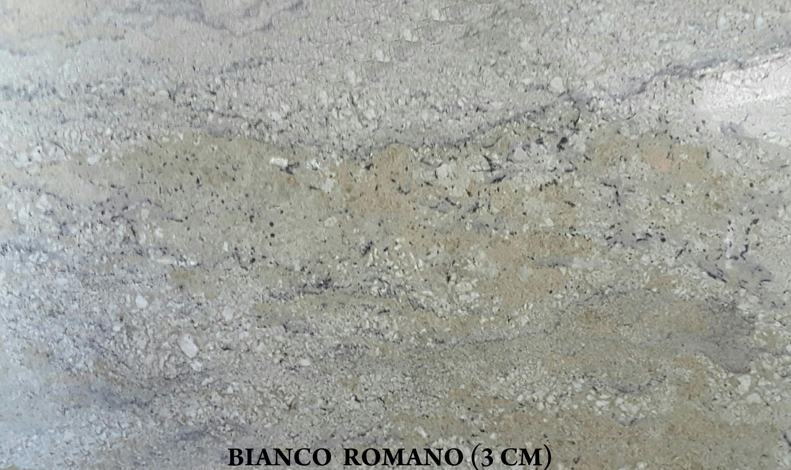 BIANCO ROMANO (3 CM)-#28938