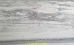 CLOUDY SKY (2 CM)-#125071