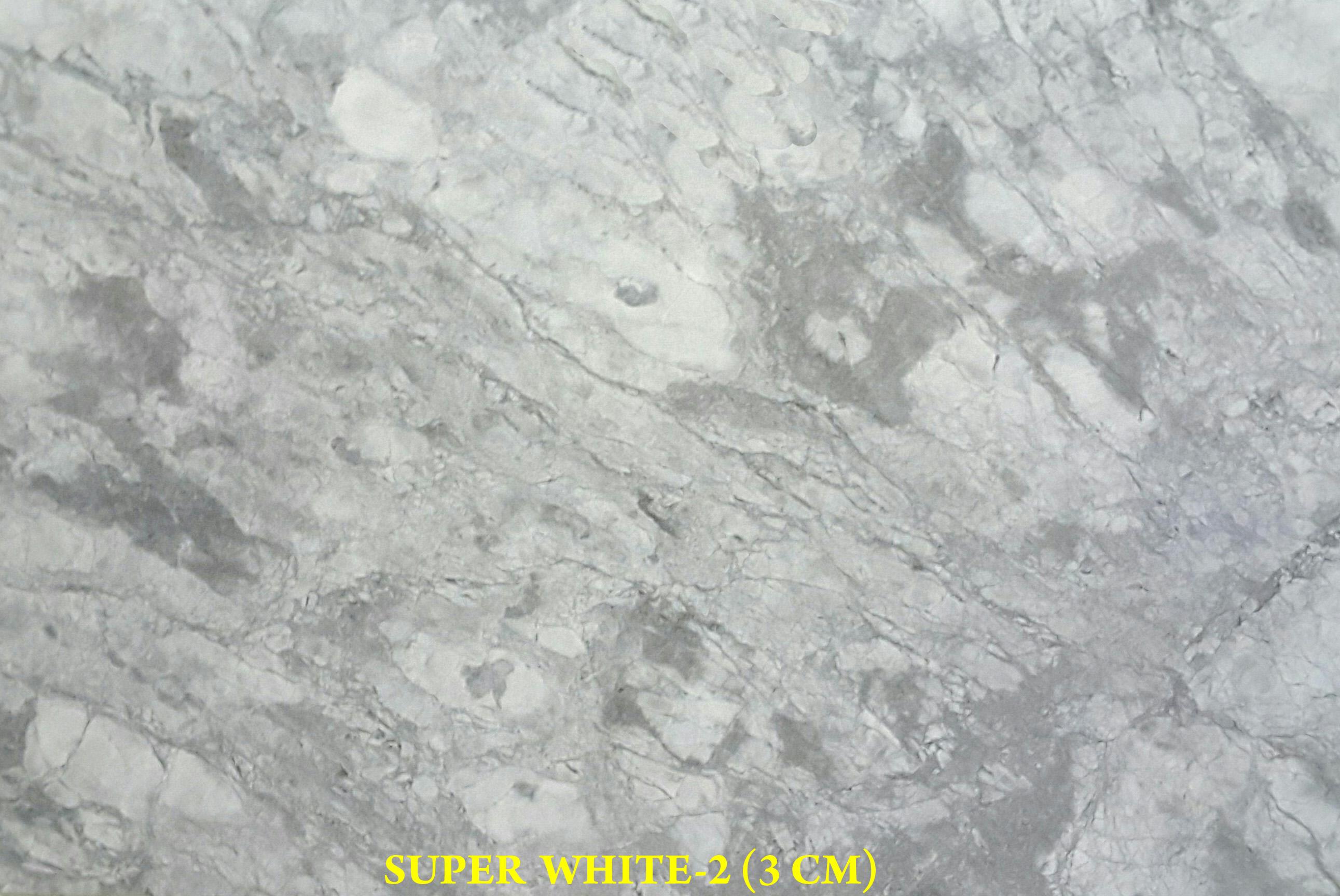 SUPER WHITE-2 (3CM)-#4488