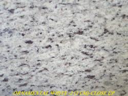 ORNAMENTAL WHITE (2CM)-CLOSEUP-#28377