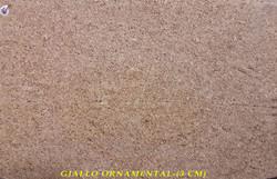 GIALLO ORNAMENTAL (3 CM)-#7929