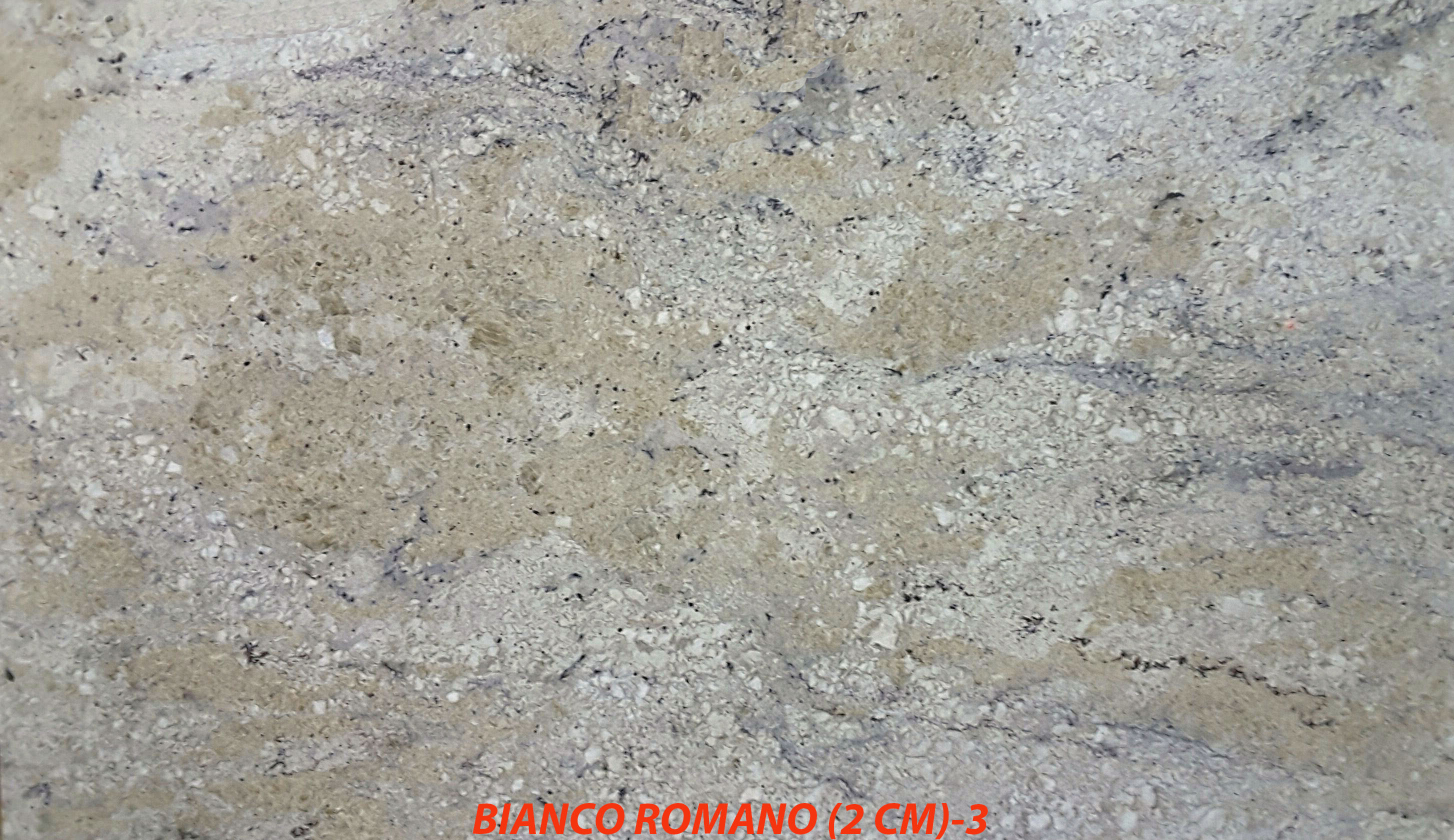 BIANCO ROMANO (2 CM)-#7094-3