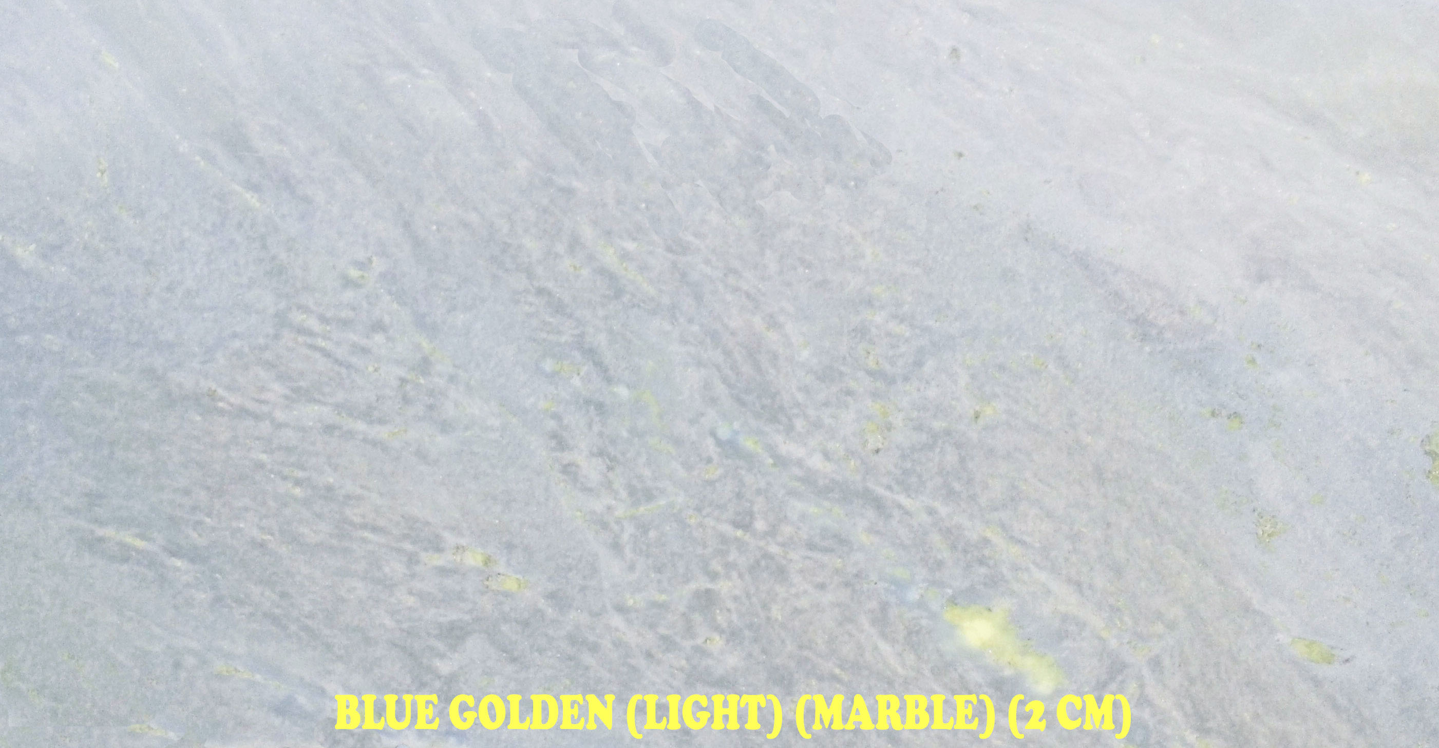 BLUE GOLDEN (LIGHT) (MARBLE)