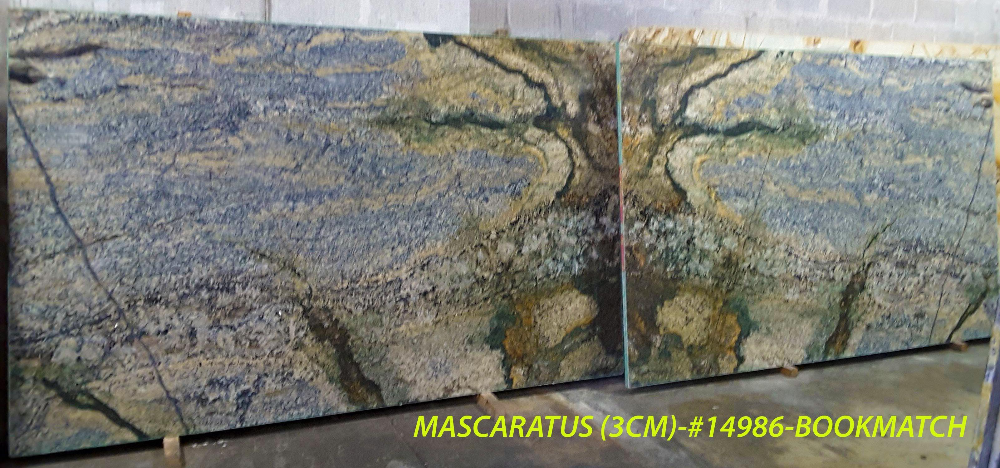 MASCARATUS (3 CM)-#14986-BOOKMATCH