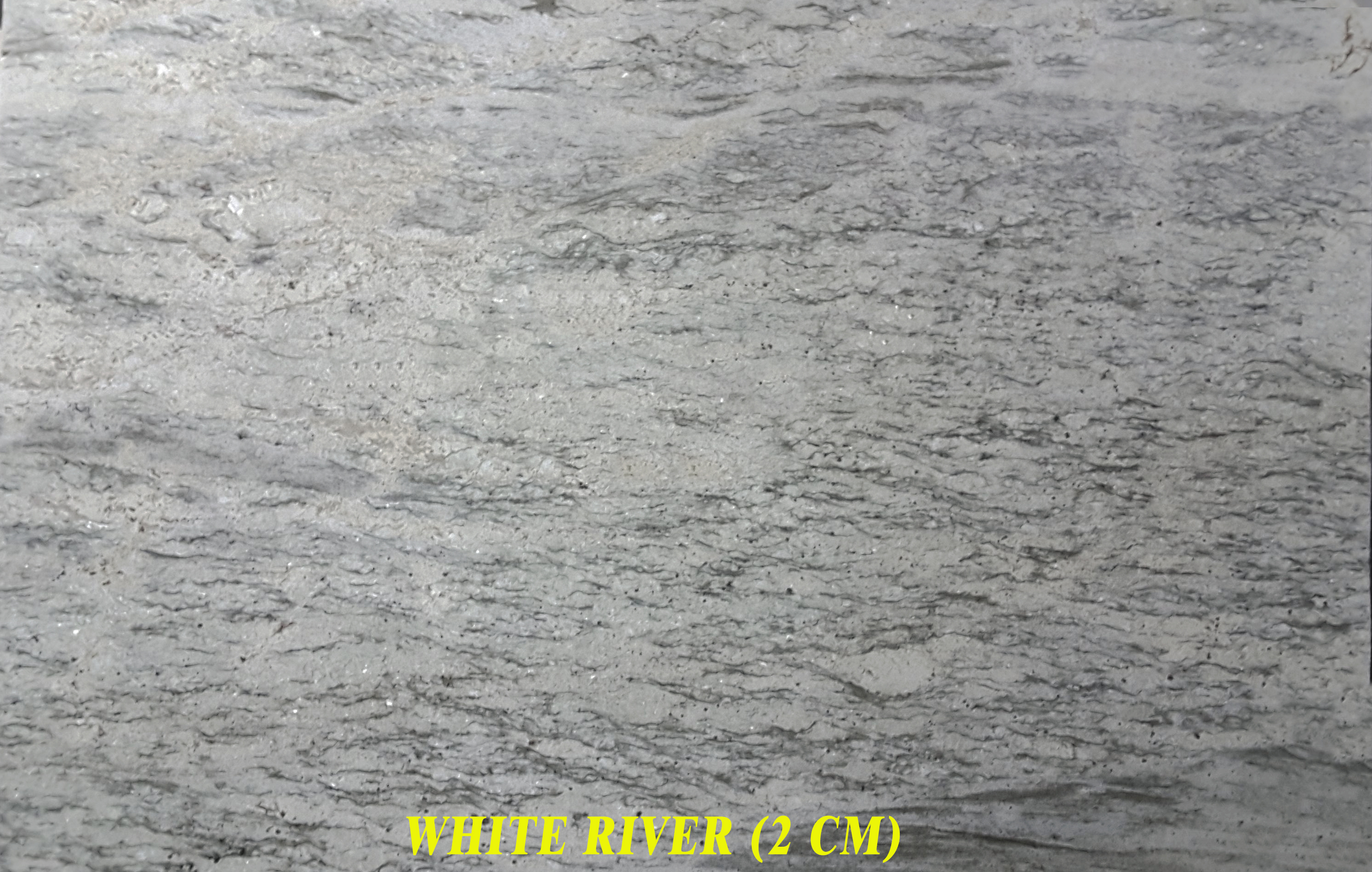 WHITE RIVER (2 CM)-#3046-38