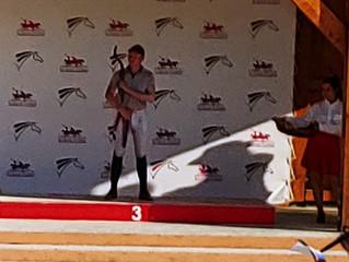 Médaille de bronze au championnat de France pour Nicolas, archer du Moulin de la Forge
